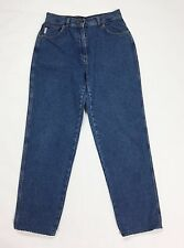 Max co jeans hot mom donna blyfriend w32 tg 46 usato blu denim vita alta  T2254 5410d8a36d7a
