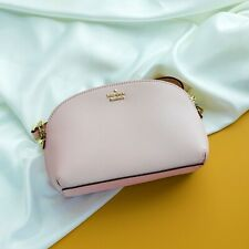 NWT Kate Spade Cameron Street Hilli Leather crossbody bag pink