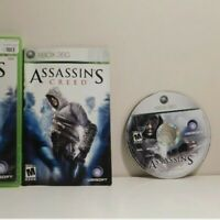 Assassin's Creed Games Xbox 360! Generic  case Tested! Disc Only