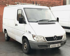 Mercedes Sprinter SWB 2005 (55 reg) 313 - Strong Reliable Van - No VAT - Has MOT