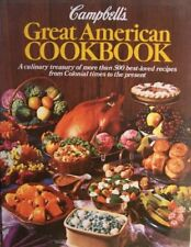 B003589TUQ Campbells Great American Cookbook [ 1984 ] a culinary treasury of m
