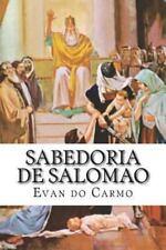 Sabedoria de Salomao (2013, Paperback)
