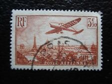 FRANCE - timbre yvert et tellier aerien n° 13 obl (L1) stamp french