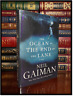 Ocean At The End Of Lane ✍SIGNED✍ by NEIL GAIMAN Mint Hardback 1st Edition Print