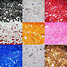 1000 Confetti Diamond Table Wedding Crystal Scatter 4.5mm 6.5mm 8mm 10mm