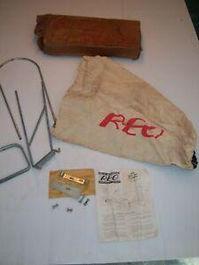 Reo Wheel Horse  mower grass bag attachment SD20 push mower grass bag