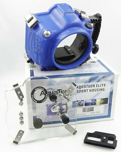 Aquatech Elite 5D4 Sport Housing For Canon 5D Mk IV DSLR Camera    #DR6708
