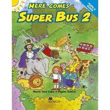 Here Comes Super Bus: 2, et al, Lobo, M.J., Excellent Book