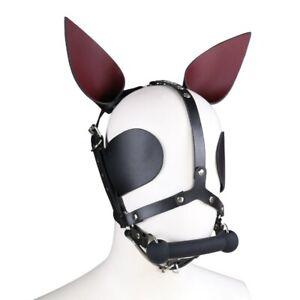 Ponygirl Head Harness bit gag blinkers, FETISH, UK BASED, FAST SHIPPING