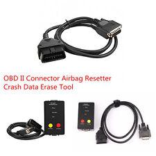 OBD OBDII Connector Airbag Reset Tool Crash Data Erase Tool For VW Audi For MOT