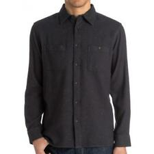 Quiksilver Modern Long Sleeve Casual Shirts for Men