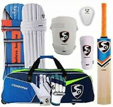 SG Cricket Kit Complete Cricket kit Ideal for Men's 100% Original Marke