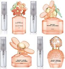 MARC JACOBS DAISY DAZE 4ml EDT+DREAM DAZE 4ml EDT+EAU SO FRESH DAZE+LOVE DAZE