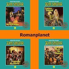 John Sinclair Tonstudio Braun - Folge 29 bis Folge 32 - 4 Hörspiel CDs OVP - Neu