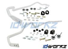 Whiteline delanteras y traseras (22MM) paquete anti barra de rodillo para Nissan 200SX S15 Silvia