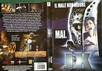 JX (2001) un film di James Isaac - HORROR  - DVD USATO - MEDIAFILM