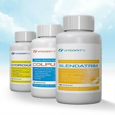 Body Transformation Kit - SlendaTrim, HydroxaTrim & Colpurex
