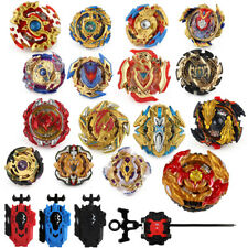 Beyblade Burst Gold Spinning Top Metal Fusion Masters And Launcher LR Toys