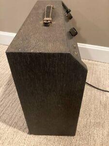 Gibson Skylark GA 5 amplifier. Just Serviced. Original Speaker
