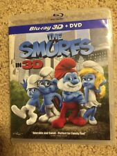 The Smurf (Blu Ray 3D/2D/DVD)