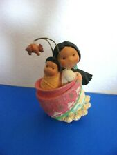 """Enesco - Friends of the Feather Figurine """" Bearing Lots of Love """" 1994"""