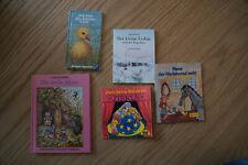 Verschiedene kleine Bilderbücher für Kleinkinder