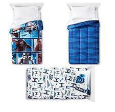 Star Wars The Force Awakens Twin/full Comforter & Full Sheet Set
