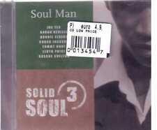SOUL MAN SOLID CD SEALED SIGILLATO