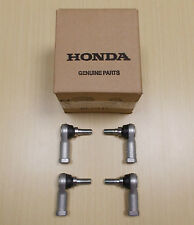 New 1998-2004 Honda TRX 450 TRX450 Foreman ATV OE Set of 4 Tie Rod Ends