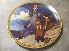 Norman Rockwell 3 DIFFERENT Collections Plates 1984,1987,1988  Must SEE!