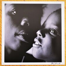 """SIGNED - ELI REED - MOTHER & SON NEW YORK CITY LTD 6"""" x 6"""" MAGNUM ARCHIVAL PRINT"""