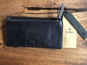 Elk Holte Leather Wallet BNWT
