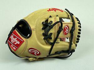 "New! Rawlings HEART of the HIDE Pro INFIELD Baseball Glove 11.25"" PRO312-2CB HOH"