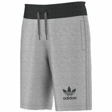 Adidas Hombre Deporte Essentials Gimnasio Active Cortos Ocasionales Fondos Navy/