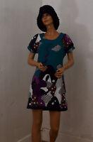 Robe colorée MAELLA  taille L ref  041785