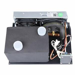 Micro DC Air Conditioner Kit,DC 12V 450W R134A Powerful Aircon for Car or cabin