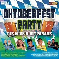 OKTOBERFEST PARTY - DIE WIES'N HITPARADE (2CD) 2 CD NEU