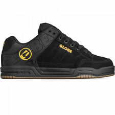 Globe Men's Tilt Skate Shoes Black/Caramello UK Sizes 8-12