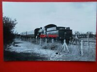 PHOTO  GWR LOCO NO 7808 COOKHAM MANOR AT DIDCOT 27/7/80