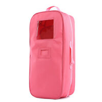18-inch Doll Case Carrier Suitcase Storage Travel  for American Girls Doll