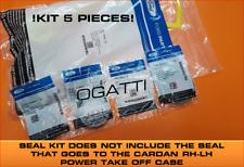 BRAND NEW OEM POWER TAKE OFF CASE SUPER KIT 5 PIECES SEAL 2012-2017 EXPLORER RH