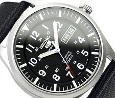 Nuovo Seiko Orologio Automatico 23 Jewels Uomo Watch SNZG15K1 con Garanzia e Box
