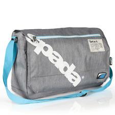 Spada Gonzo Grey / Black Motorcycle Motorbike Waterproof Laptop / Tablet Bag