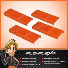 Ford Capri MK1 Mk2 & MK3 Front & Rear Leaf Spring Pads in Polyurethane Flo-Flex