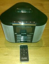 Pure Chronos iDock DAB Digital Radio A*