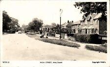 Waltham near Grimsby. High Street # WTM.12 by Frith.