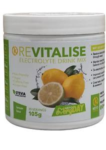 ReVitalise Electrolyte Drink 30 Servings - Lemon Lime