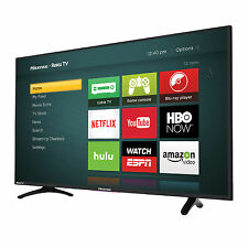 "Hisense Tv 40"" H4 Series Roku Smart Full Fhd Led Backlight"