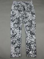 Adidas Size S Womens Gray Climalite TechFit Medium Compression Pants 607