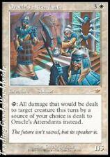 4x ORACLE'S ATTENDANTS // ex // nemesi // Engl. // Magic the Gathering